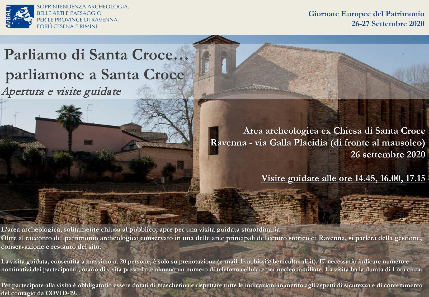 Parliamo di Santa Croce... parliamone a Santa Croce