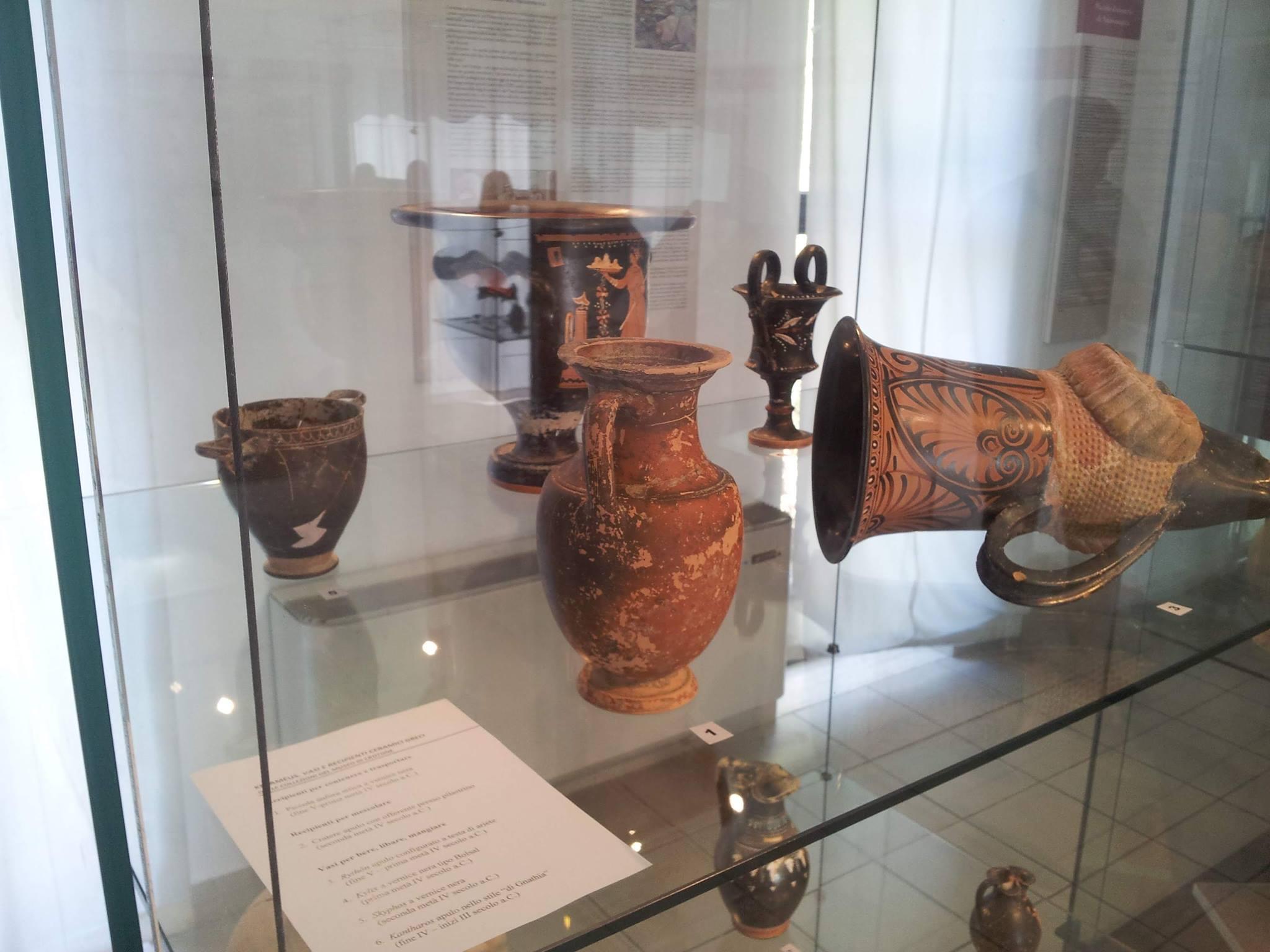 Notte Europea dei Musei 2021 - Apertura straordinaria del Museo archeologico nazionale di Crotone