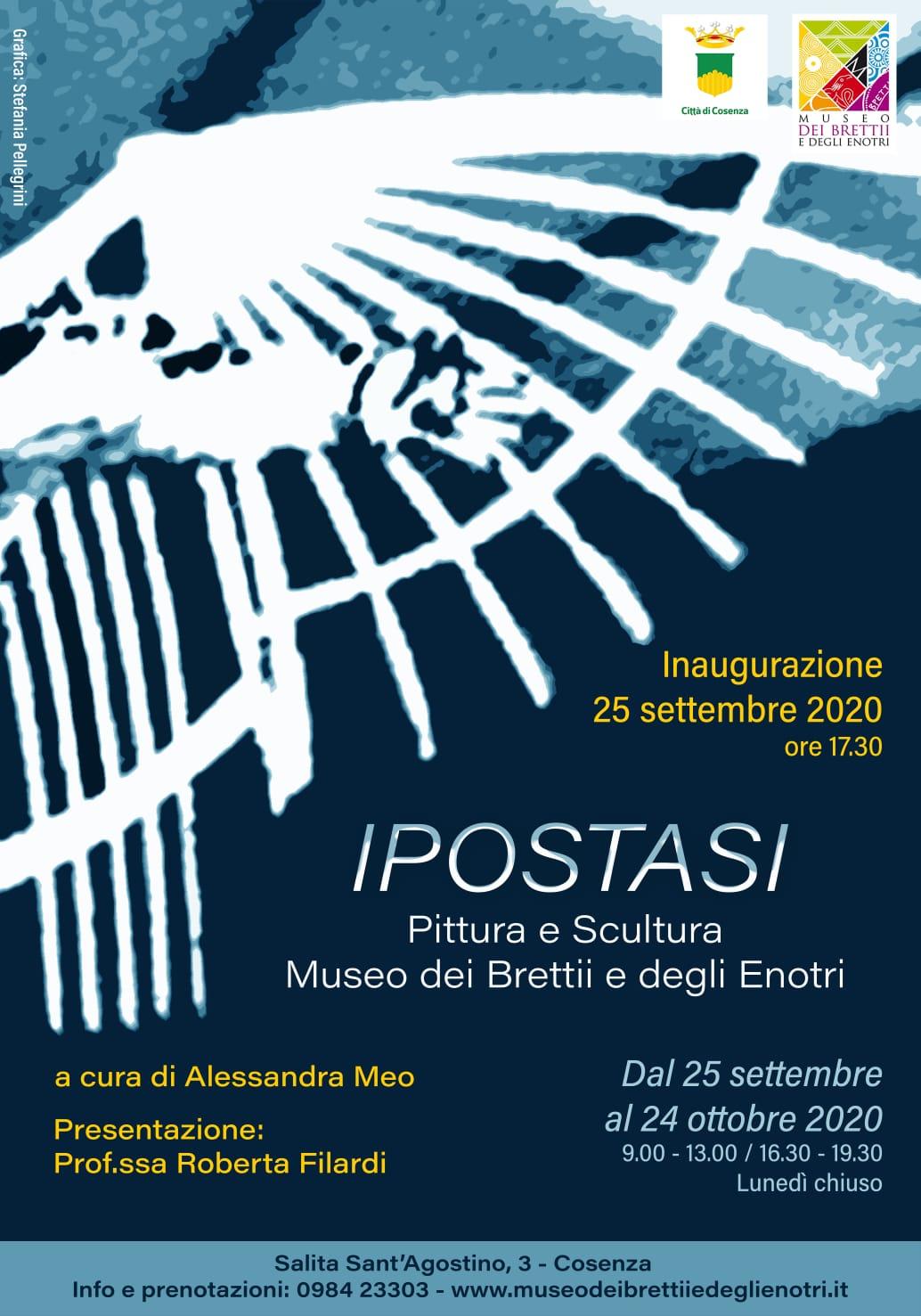 Giornate Europee del Patrimonio 2020 – Il Museo dei Brettii e degli Enotri tra archeologia, arte contemporanea e concerti