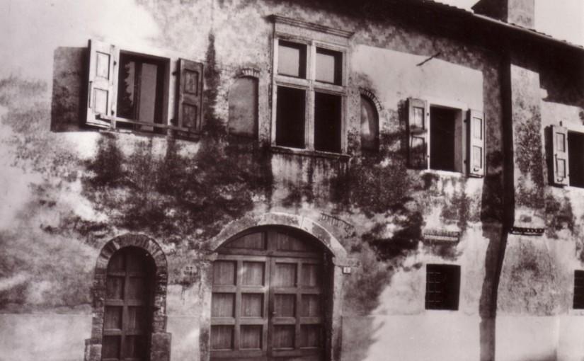 AQUILEIA (UD) - Apertura straordinaria di Casa Bertoli
