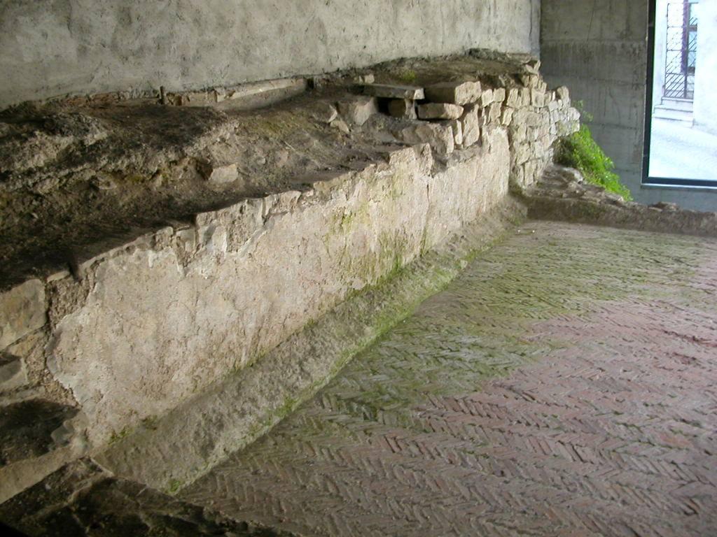 TRIESTE - Apertura dell'Antiquarium di Via del Seminario
