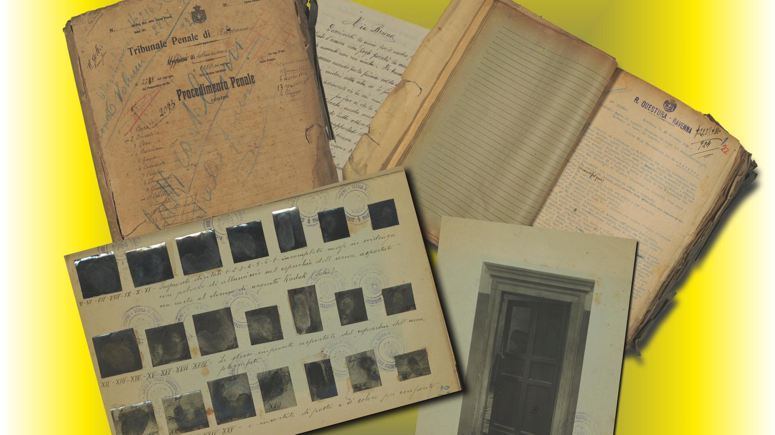 19/11/1924 - Il furto della Corazza di Teodorico