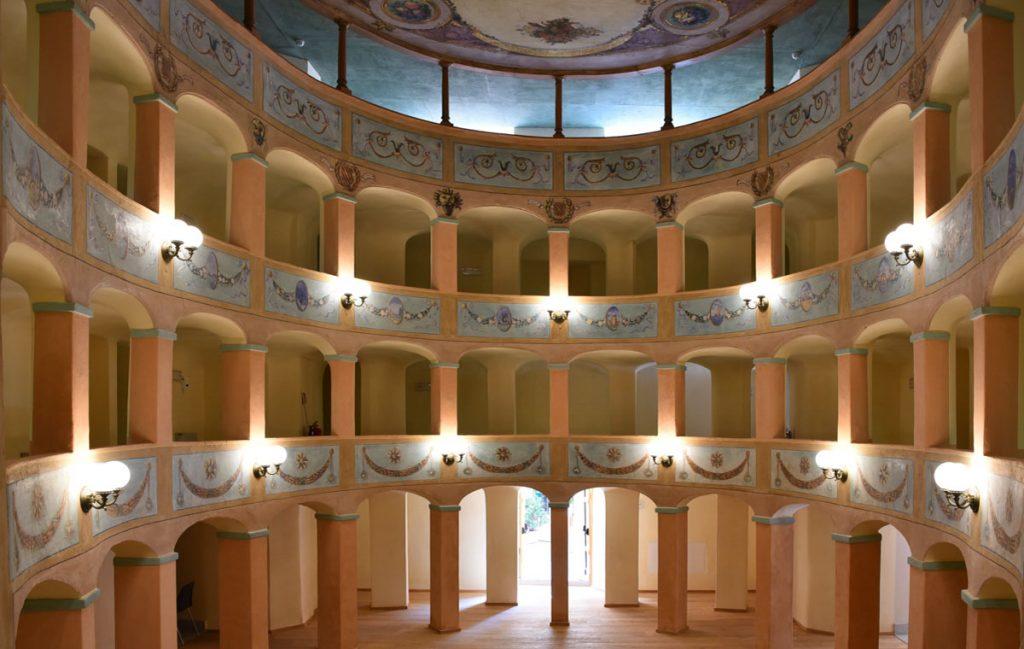 Il Teatro Aycardi in Finalborgo: apertura straordinaria