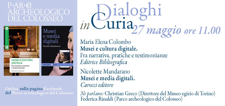 Dialoghi in Curia. Musei e cultura digitale.