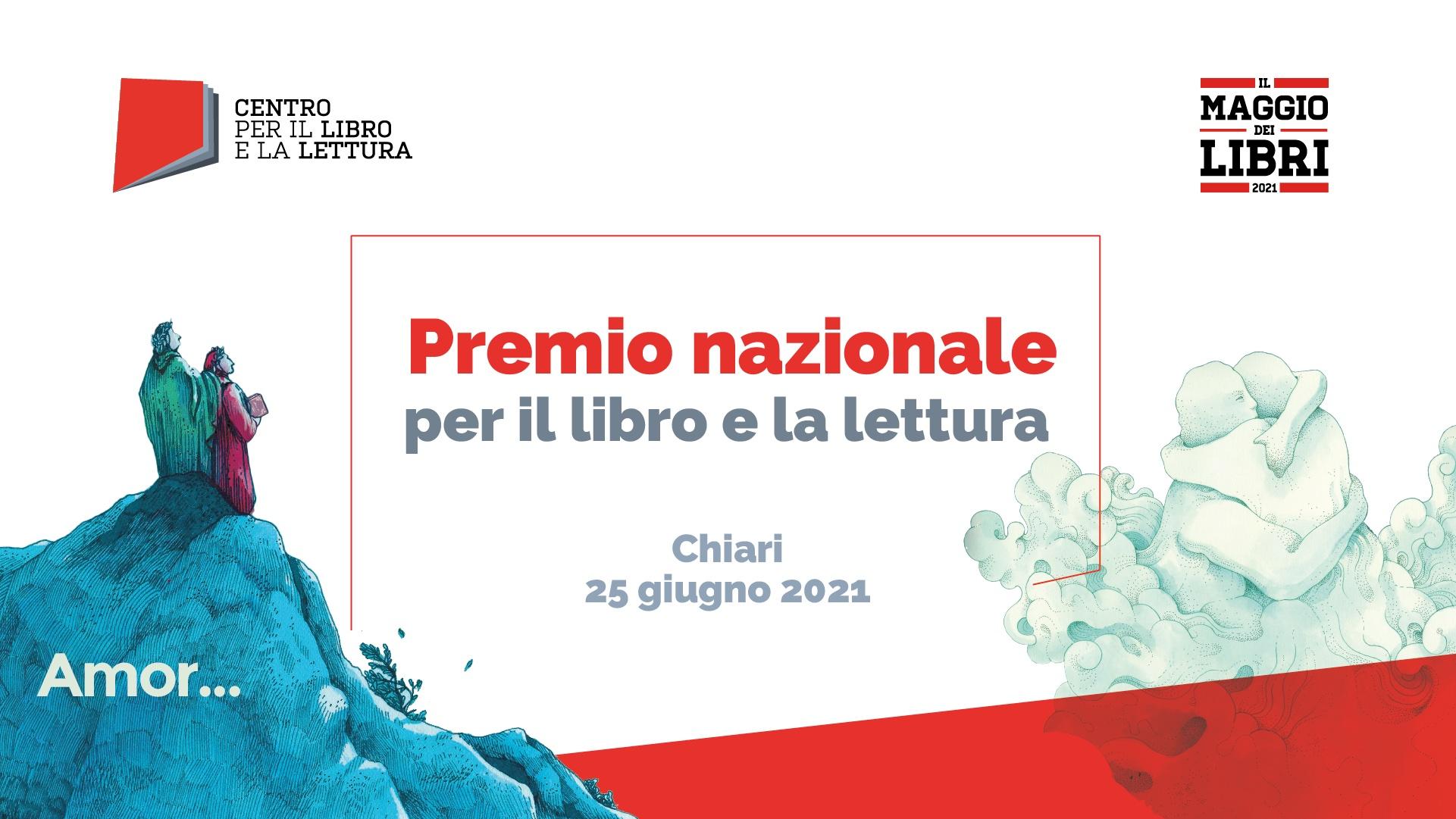 Premio nazionale per il libro e la lettura: il 25 giugno a Chiari la cerimonia di premiazione