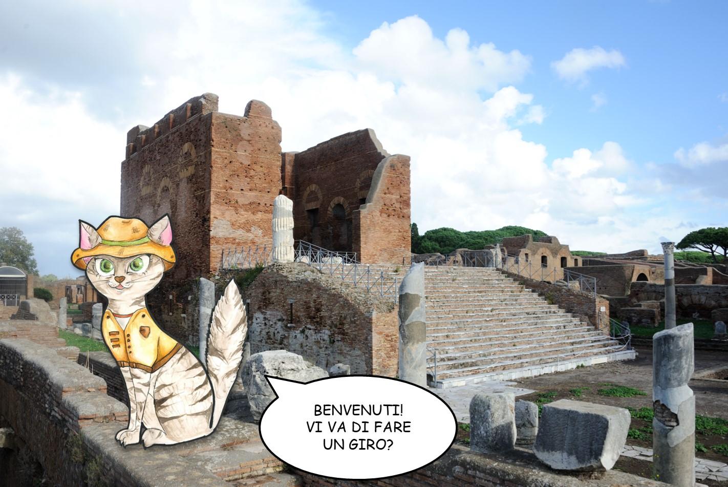 I Quaderni di Cartilio - Parco archeologico di Ostia antica