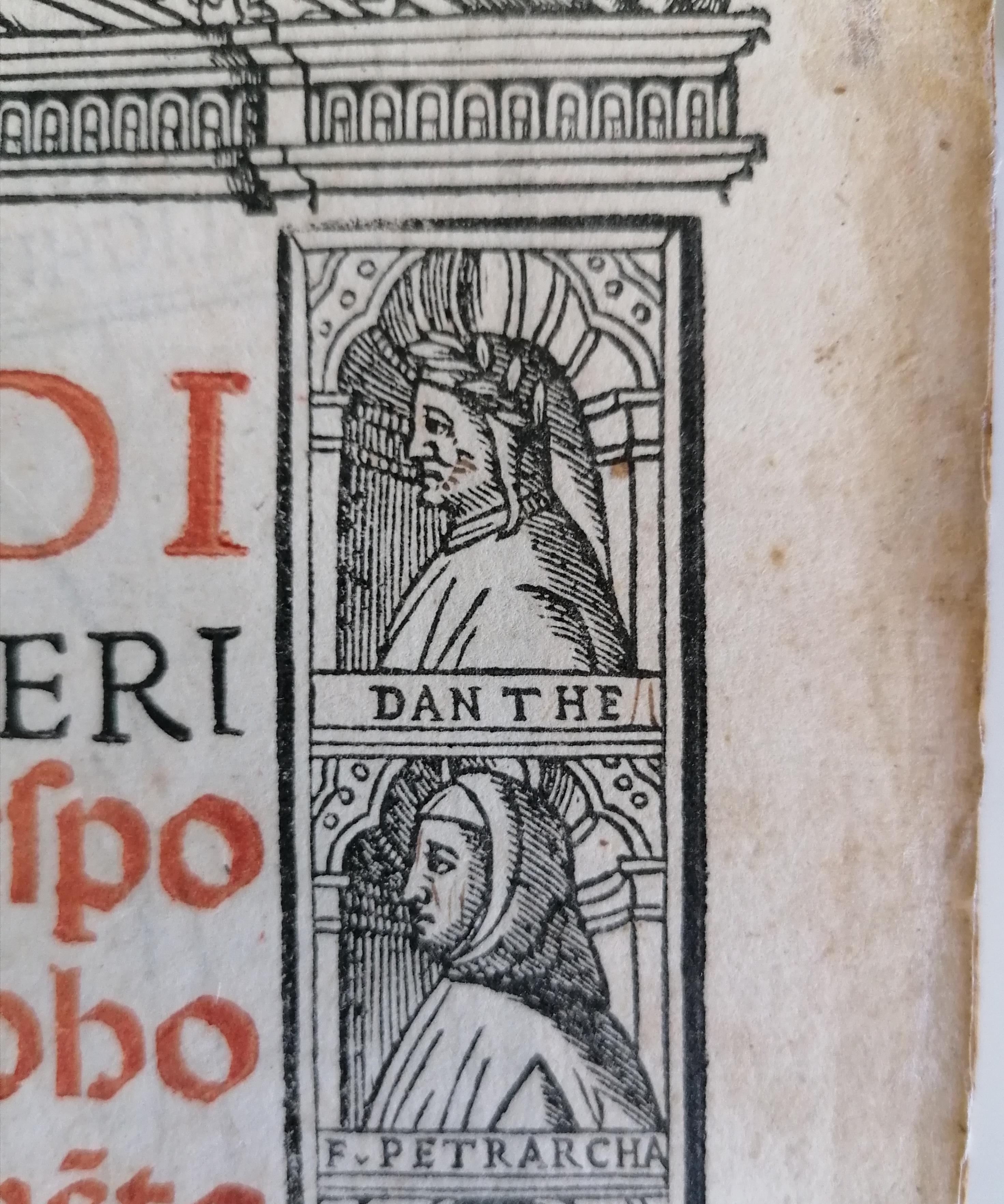 A proposito di Dante. Alighieri in carta, audio e video