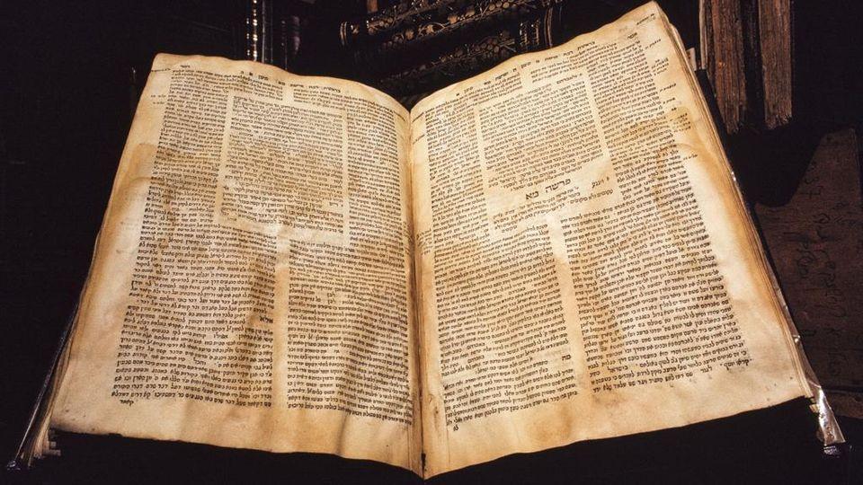 Settimana della memoria in BUGe- Riflessioni sul Talmud