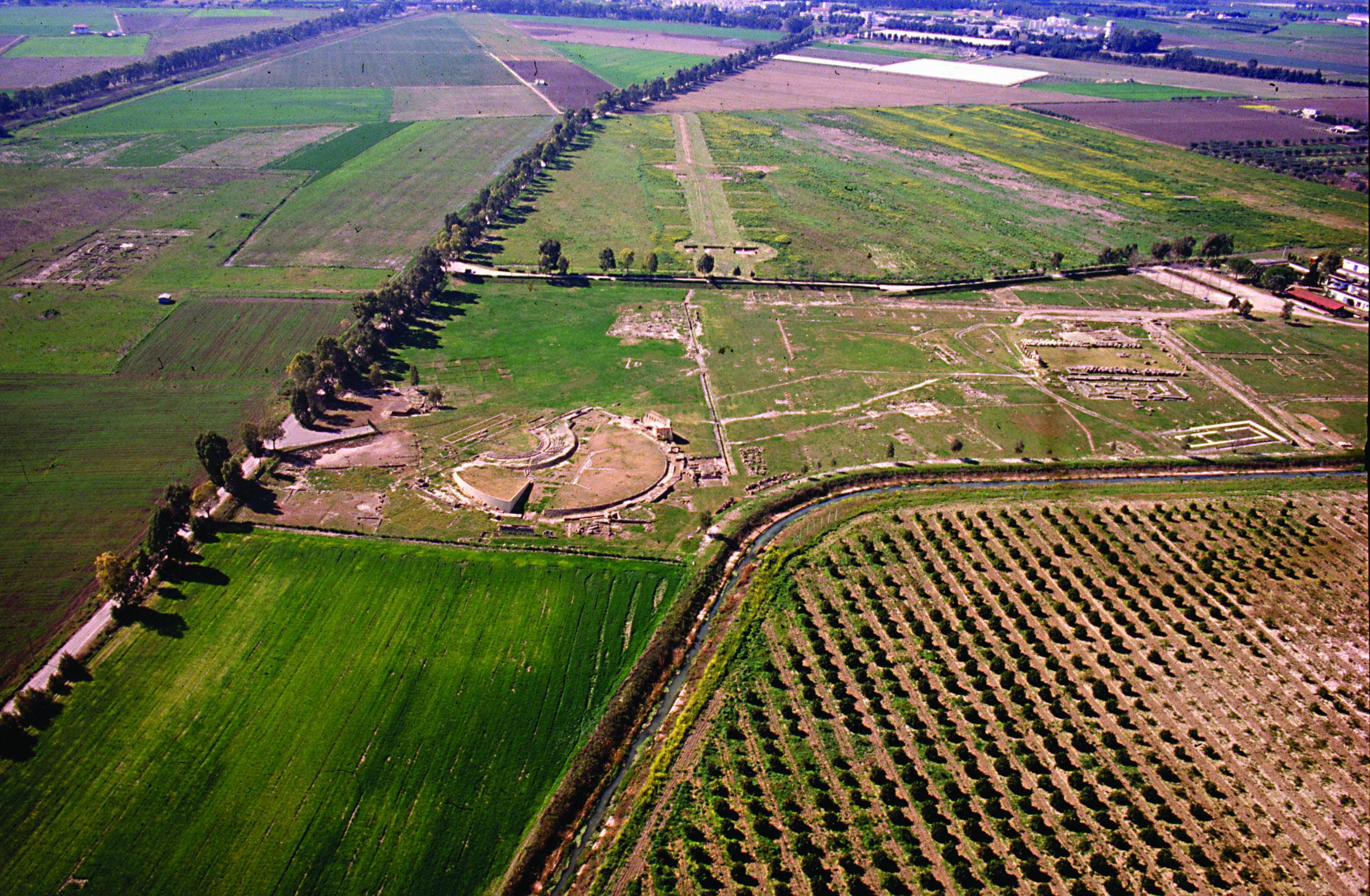 Presentazione Virtual Tour - Metaponto, Parco archeologico e Tavole Palatine