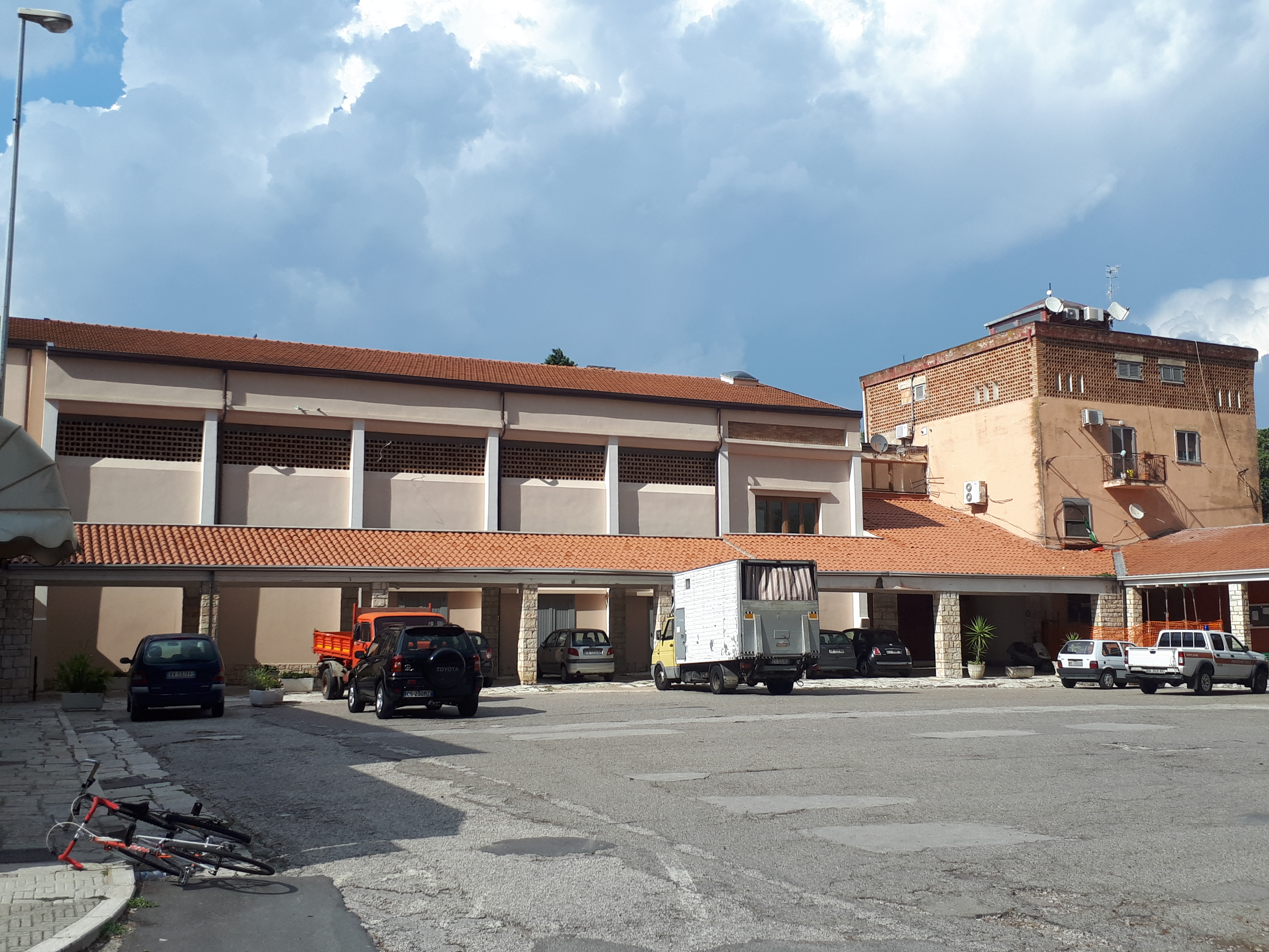 GEP 2020 Matera - Teatro Quaroni, luogo di comunità