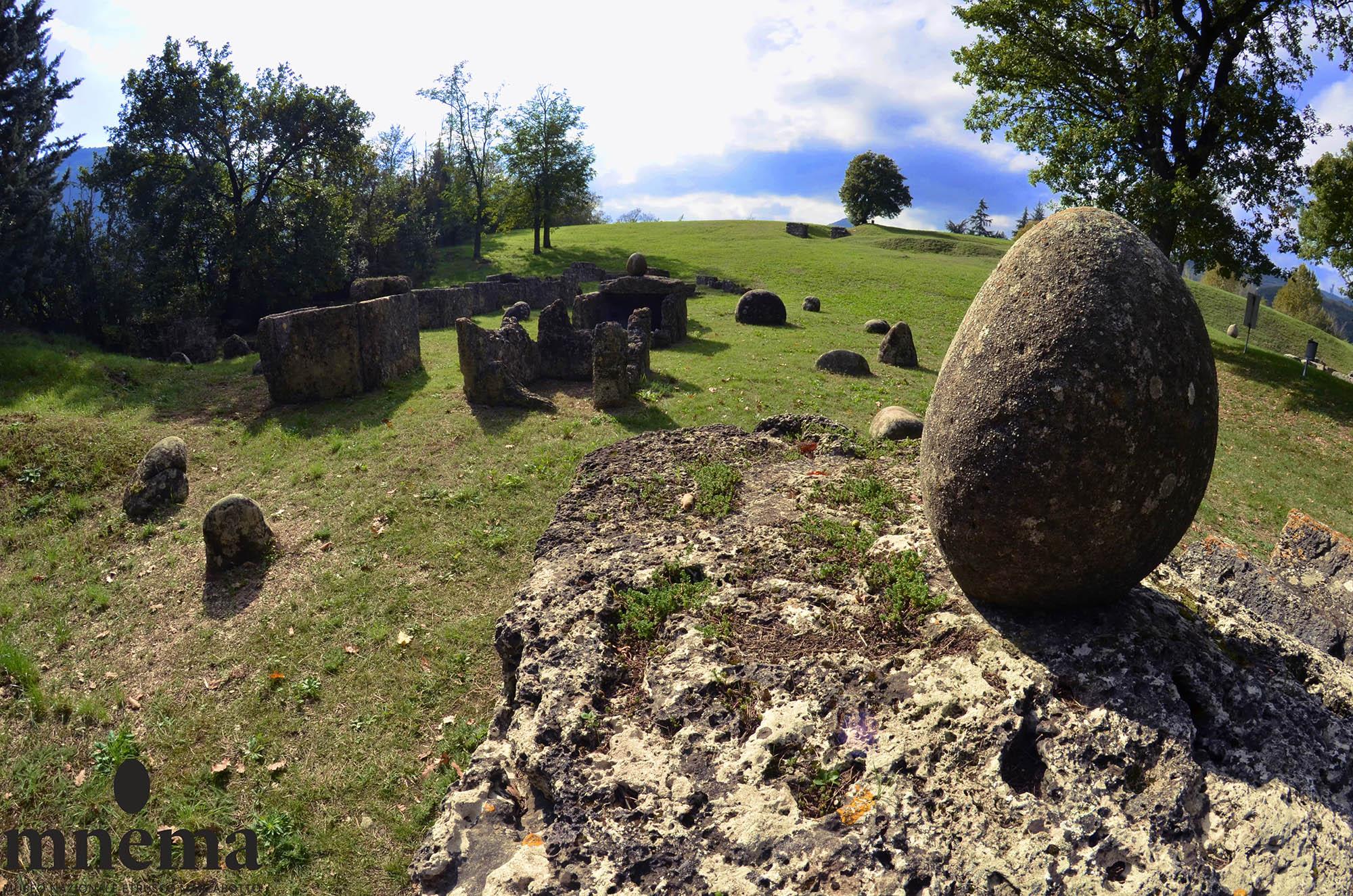 Apertura prolungata e visite accompagnate all'area archeologica di Kainua - Marzabotto