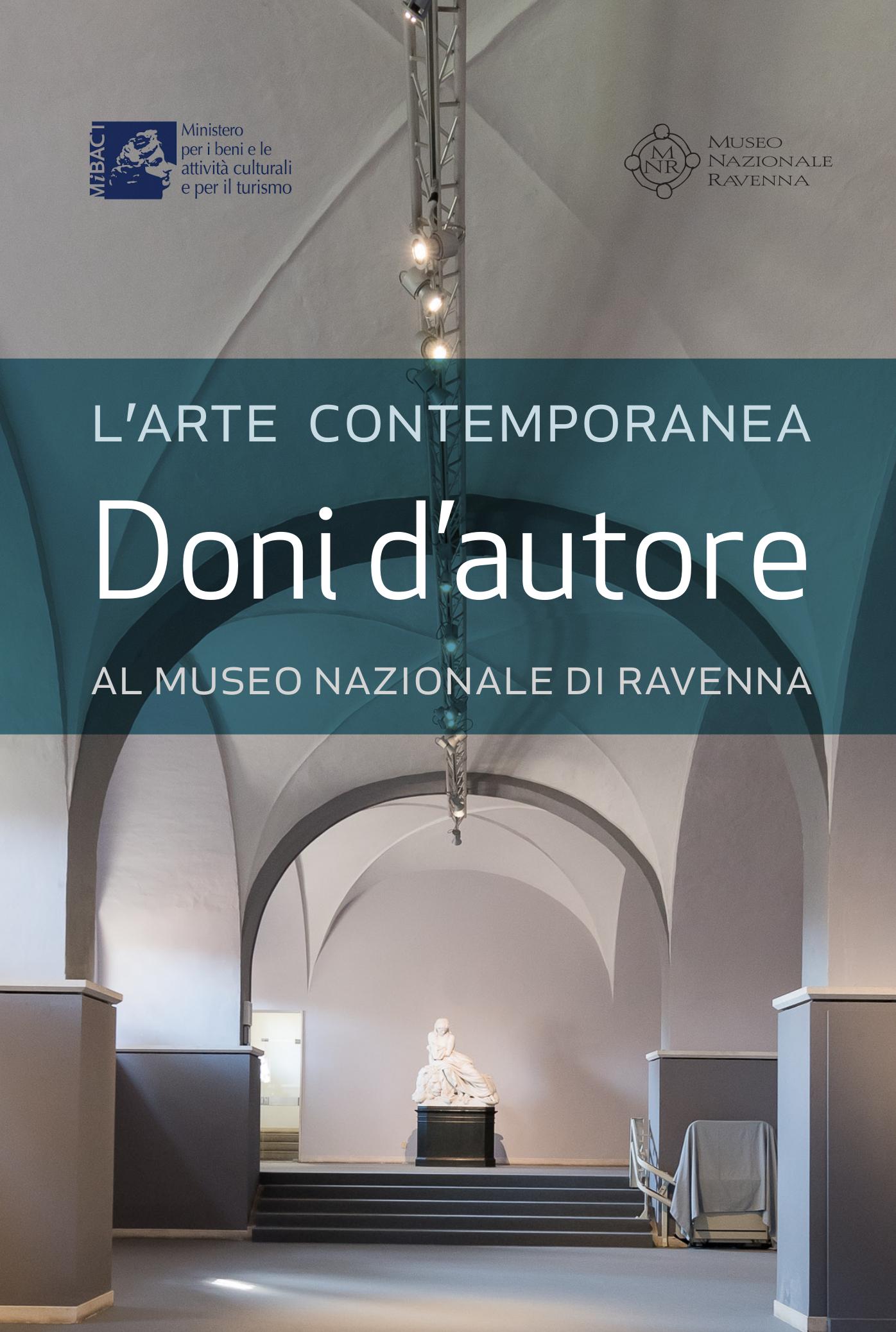 Doni d'autore | La nuova sala del contemporaneo al Museo Nazionale di Ravenna