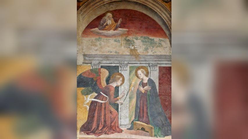 Maestrìa dell'arte classica e rivelazione della salvezza cristiana