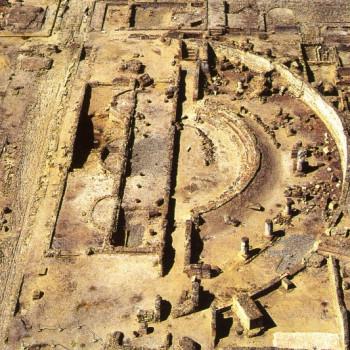 cover Parco archeologico di Sibari