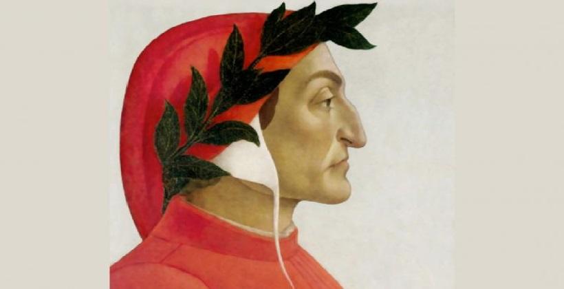 Le cartoline di Dante
