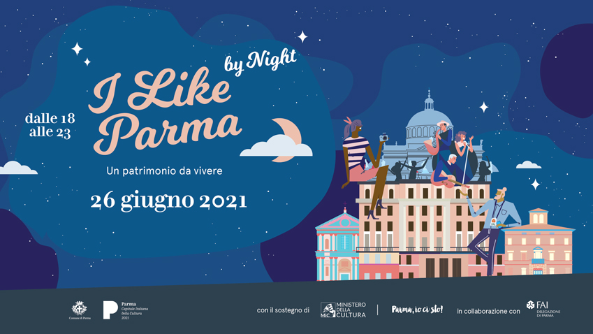 I Like Parma by night