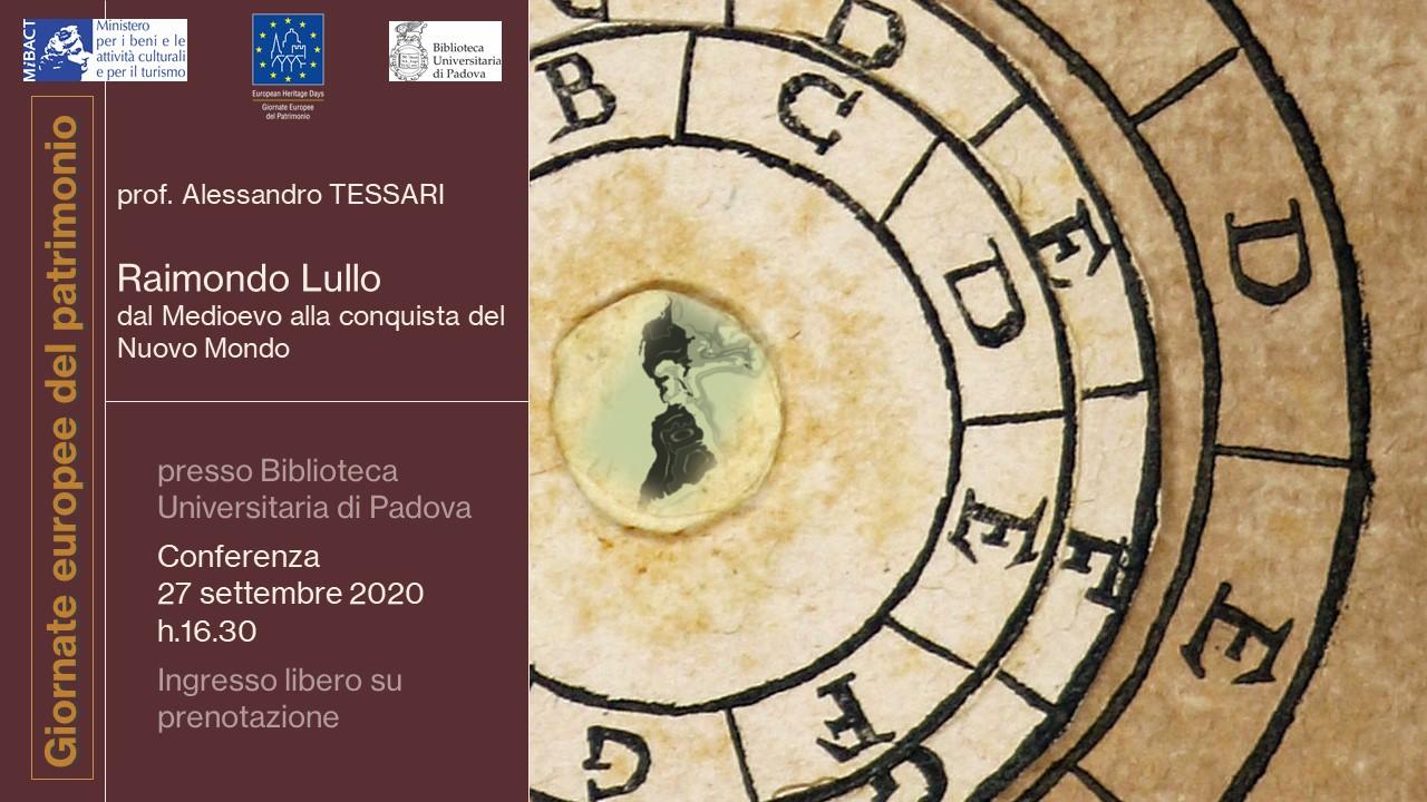 Raimondo Lullo: dal Medioevo alla conquista del Nuovo Mondo