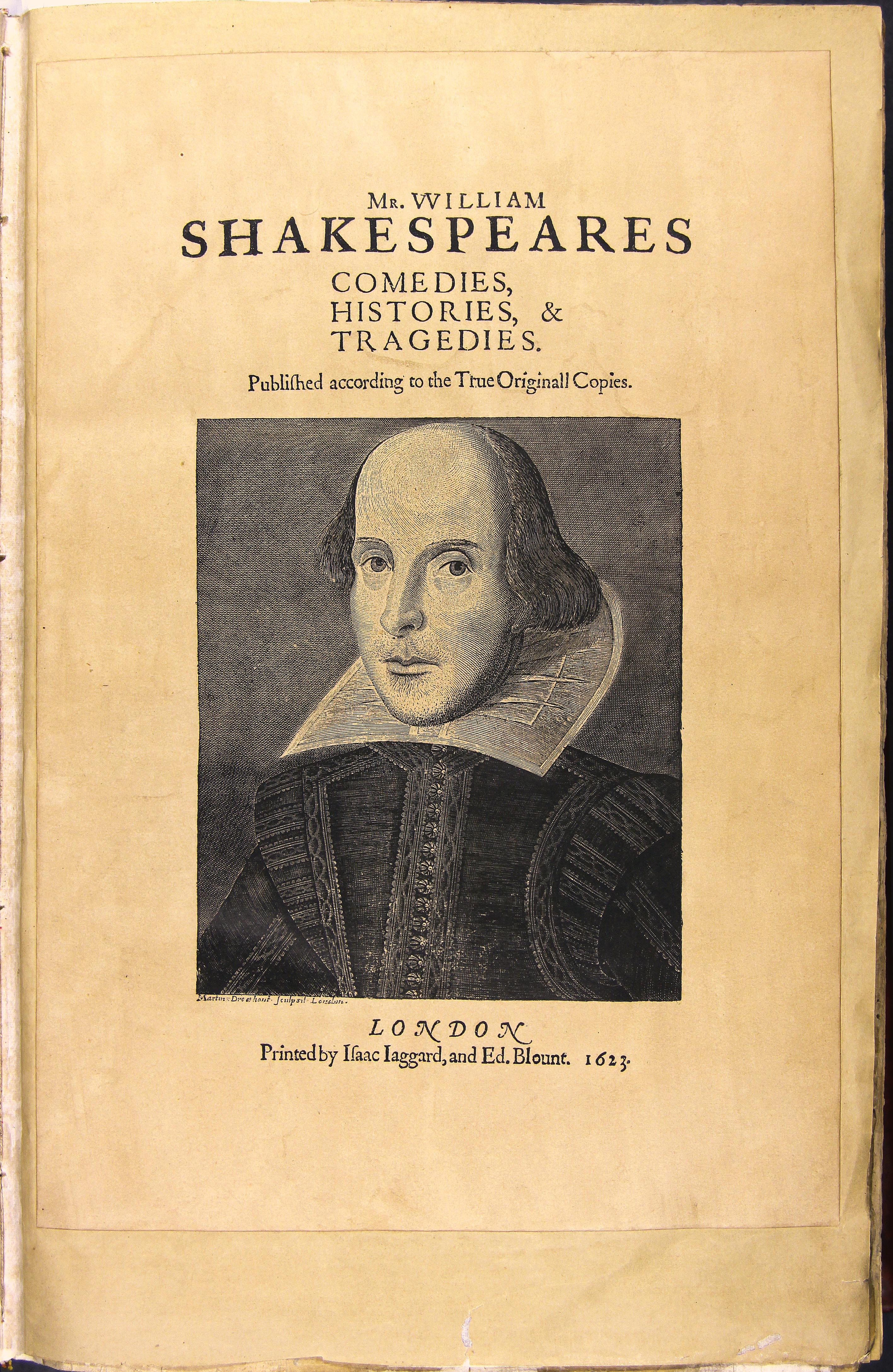 Il First Folio e le nationes