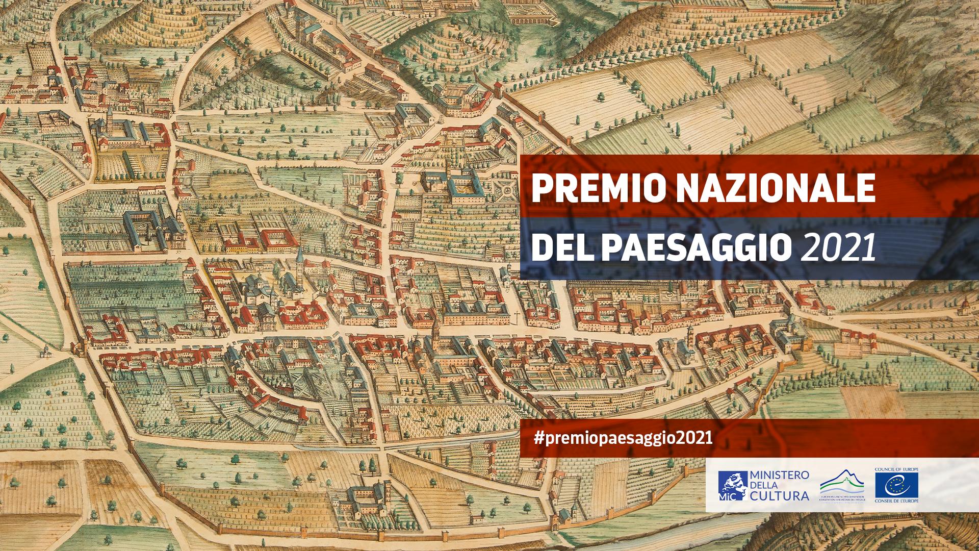 GIORNATA NAZIONALE DEL PAESAGGIO - 2021