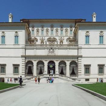 cover Galleria Borghese