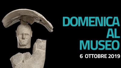 cover DOMENICA 6 OTTOBRE 2019 TORNANO LE DOMENICHE GRATUITE