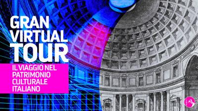 cover GRAN TOUR VIRTUALE. VIAGGIO NEL PATRIMONIO