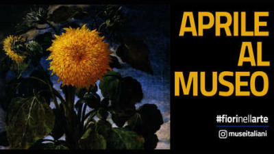 cover APRILE 2018 AL MUSEO | OMAGGIO ALLA PRIMAVERA CON #IFIORINELL'ARTE