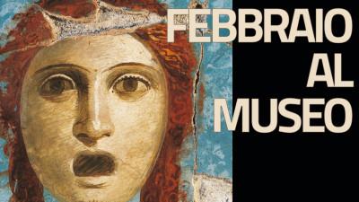 cover L'ARTE IN MASCHERA  |  LA  CAMPAGNA SOCIAL DI FEBBRAIO 2017