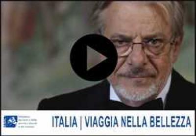 cover ITALIA | VIAGGIA NELLA BELLEZZA. SPOT DEL MIBACT CON GIANCARLO GIANNINI