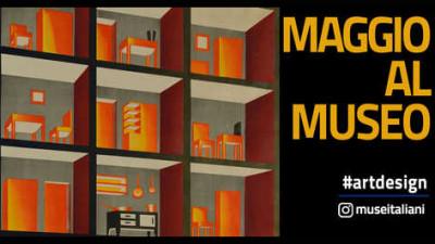 cover MAGGIO 2018 AL MUSEO | QUANDO L'ARTE È DESIGN