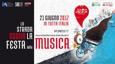 cover 21 GIUGNO 2017 | FESTA DELLA MUSICA