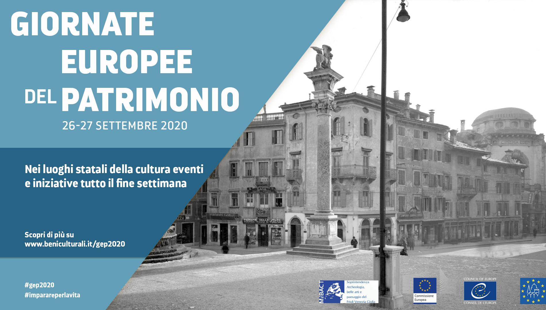 Udine, Palazzo Clabassi - Conoscenza del passato, ispirazione per il futuro